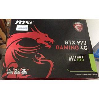 MSI GTX 970 GAMING 4G(PCパーツ)