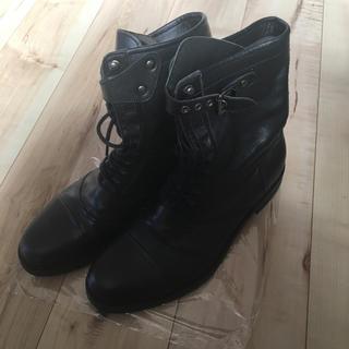 エムケーミッシェルクランオム(MK MICHEL KLEIN homme)のMICHEL KLEN ブーツ(ブーツ)