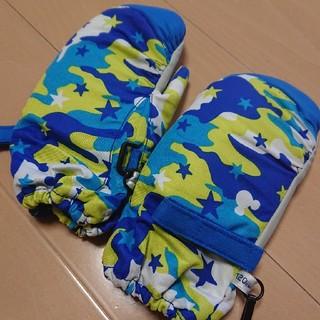 美品☆スノーグローブ 手袋 ディズニー☆ミッキー☆IGNIO(ウエア/装備)