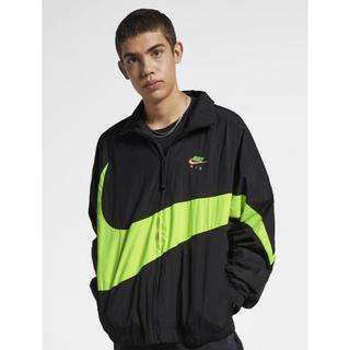 ナイキ(NIKE)のXL Nike ウーブン フルジップ ジャケット fullzip jacket (ナイロンジャケット)