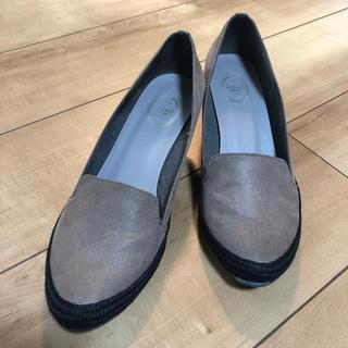ウェッジソール   24cm(Lulud mon shoe²)(ハイヒール/パンプス)