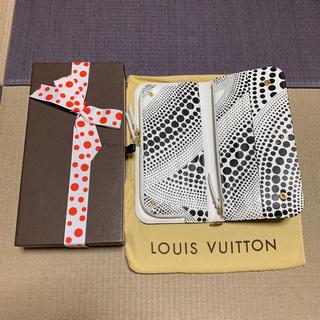 ルイヴィトン(LOUIS VUITTON)の新品☆ルイヴィトン☆草間彌生 コラボ 財布 限定(財布)