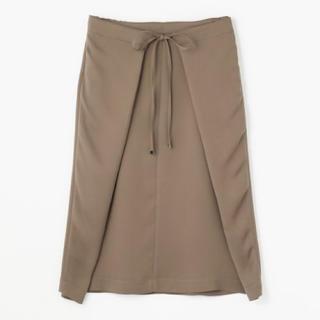 デプレ(DES PRES)の美品 ストレートスカート(ひざ丈スカート)