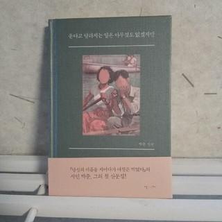 この恋は初めてなので 韓国書籍 詩集(文学/小説)