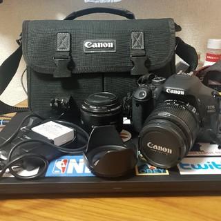 キヤノン(Canon)のcanon 600d(デジタル一眼)