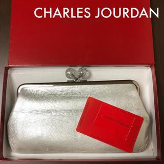 シャルルジョルダン(CHARLES JOURDAN)のCHARLES JOURDAN がま口 長財布 【傷や汚れあり】(財布)