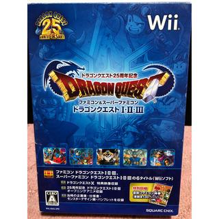 ウィー(Wii)のドラゴンクエストⅠ Ⅱ Ⅲ(家庭用ゲームソフト)
