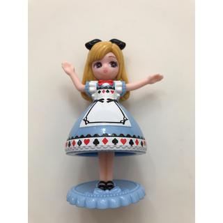 マクドナルド(マクドナルド)のハッピーセット 不思議の国のリカちゃん(ぬいぐるみ/人形)