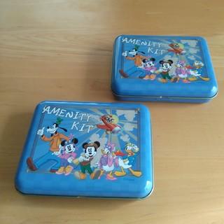 ディズニー(Disney)のアンバサダーホテル アメニティーセット 2つ(アメニティ)