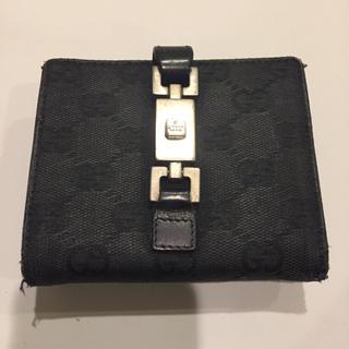 グッチ(Gucci)のGUCCI unisex 二つ折り財布(財布)