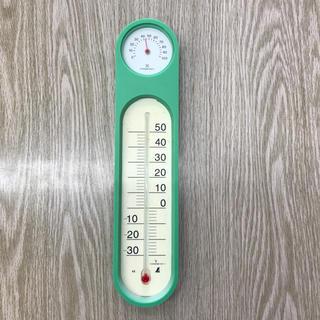 オオツカカグ(大塚家具)の温度計(置物)