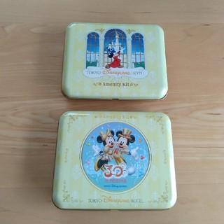 ディズニー(Disney)のディズニーホテル アメニティー 2こ(キャラクターグッズ)