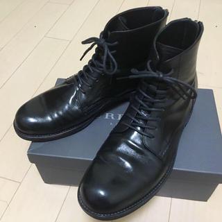 パドローネ(PADRONE)のPADRONE バックジップブーツ 41(ブーツ)
