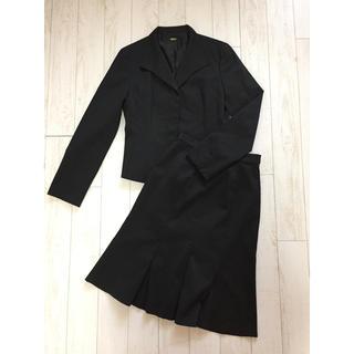 エフデ(ef-de)のef-deのジャケットとスカート 卒園式 卒業式 入園式 入学式(スーツ)