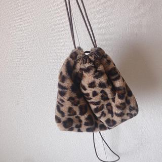トゥデイフル(TODAYFUL)の巾着バッグ ♡ (ショルダーバッグ)
