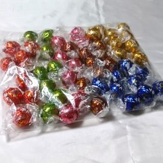 コストコ - 新品☆6種類 50粒  リンツ リンドール チョコレート