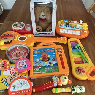 アンパンマン(アンパンマン)のアンパンマンなどおもちゃまとめ売り(知育玩具)