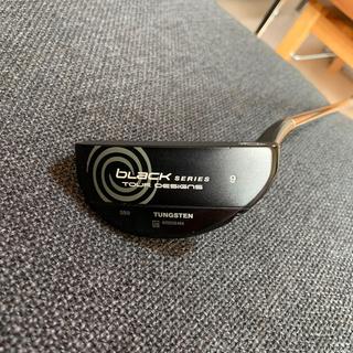 キャロウェイゴルフ(Callaway Golf)のOdyssey オデッセイ ブラック シリーズ ツアーデザイン パター #9(クラブ)
