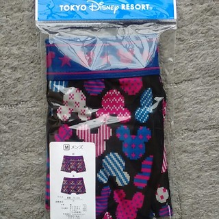 ディズニー(Disney)の【新品】TDR メンズ M ボクサーパンツ(ボクサーパンツ)