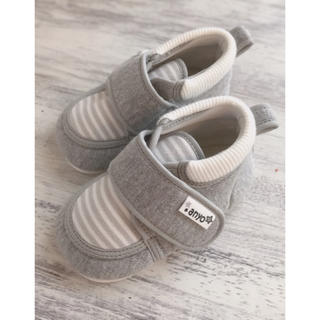 アカチャンホンポ(アカチャンホンポ)の赤ちゃんの靴❤12cm  コメントしてください(スニーカー)