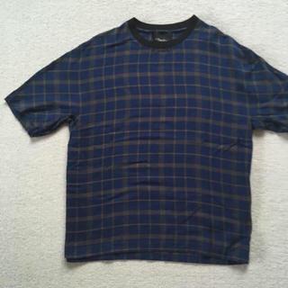スリーワンフィリップリム(3.1 Phillip Lim)のフィリップ リム メンズ 半袖カットソー(Tシャツ/カットソー(半袖/袖なし))