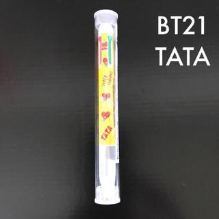ボウダンショウネンダン(防弾少年団(BTS))のBT21 TATA 4色マルチボールペン(アイドルグッズ)