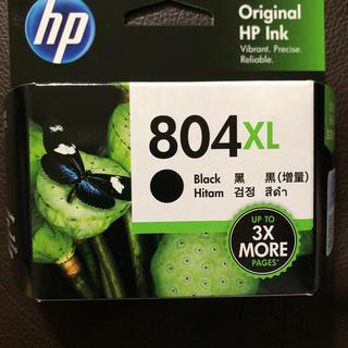 ヒューレットパッカード(HP)のHP インクカートリッジ 804XL ラスト一箱 ブラック(PC周辺機器)