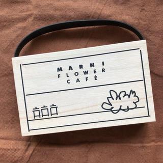 Marni - マルニ フラワーカフェ チョコbox