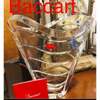 バカラ(Baccarat)のバカラ フラワーベース 花瓶(花瓶)
