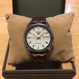 セイコー(SEIKO)のヴィンテージ セイコー5 型番7S26-6000(腕時計(アナログ))