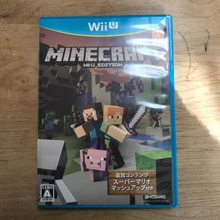 ウィーユー(Wii U)のWiiU マインクラフト(家庭用ゲームソフト)