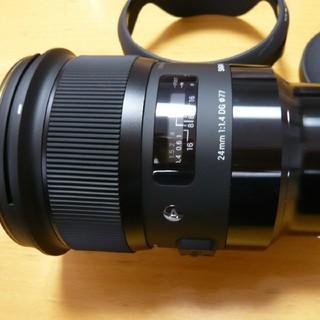 SONY - SONY EマウントSIGMA24mm F1.4 DG HSM メ保証新品同様品