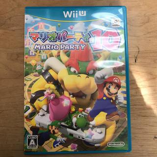 ウィーユー(Wii U)のマリオパーティー10(家庭用ゲームソフト)