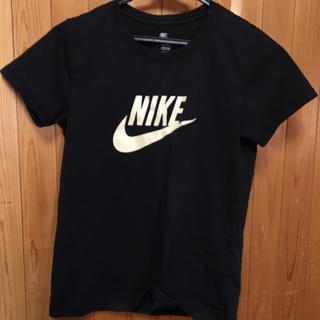ナイキ(NIKE)のNIKE 黒Tシャツ M(Tシャツ(半袖/袖なし))