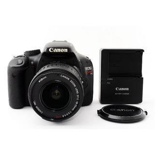 キヤノン(Canon)のB12★Canon EOS kiss X4 純正レンズキット#2024A-10(デジタル一眼)