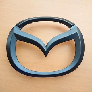 マツダ(マツダ)のマツダCX5 KE系前期 純正エンブレム ブラック塗装 新品(車種別パーツ)