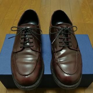 革靴 リーガル Uチップ ビジネスシューズ(ドレス/ビジネス)