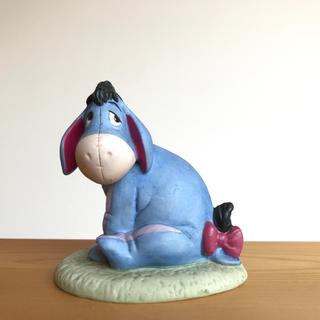 Disney - イーヨー 陶器の置物