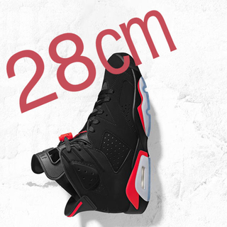 NIKE - NIKE AIR JORDAN 6 RETRO BLACK INFRARED2
