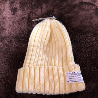 ジーユー(GU)のジーユー ニット帽(ニット帽/ビーニー)