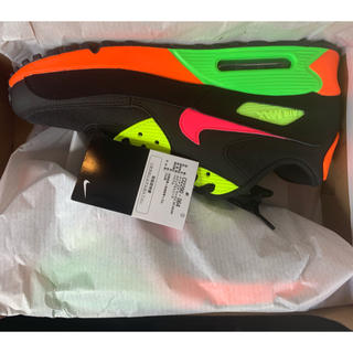 NIKE - 【新品】28cm  NEON COLLECTION AIR MAX 90