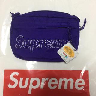 シュプリーム(Supreme)のSupreme Shoulder Bag 18aw 紫(ショルダーバッグ)