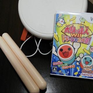ウィー(Wii)の太鼓の達人 Wii ドドーンと2代目(家庭用ゲームソフト)