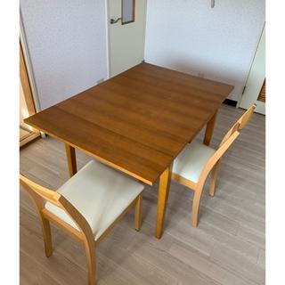 ダイニングテーブルセット ニトリ