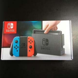 ニンテンドースイッチ(Nintendo Switch)の新品未開封 任天堂switch 4台(携帯用ゲーム本体)