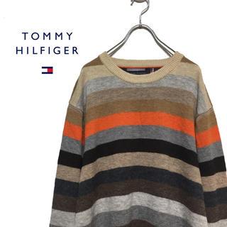 TOMMY HILFIGER - TOMMY HILFIGER トミーヒルフィガー ニット セーター