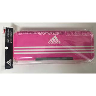 アディダス(adidas)の三菱鉛筆  adidas アディダス ペンケース  (新品未使用品)(ペンケース/筆箱)