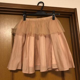 ハニーミーハニー(Honey mi Honey)の※セール ハニーミーハニー チュール スカート ピンク💖(ミニスカート)