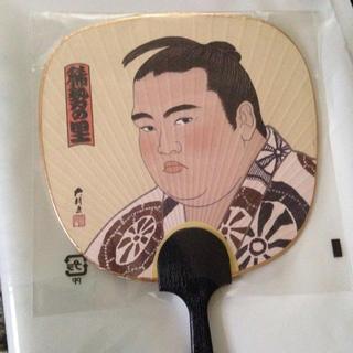 稀勢の里 豆うちわ(相撲/武道)