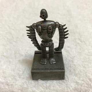 ジブリ - ジブリ美術館限定 天空の城ラピュタ ロボット兵 カードスタンド